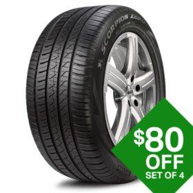 Pirelli Scorpion Zero A/S - 245/60R18 105H Tire