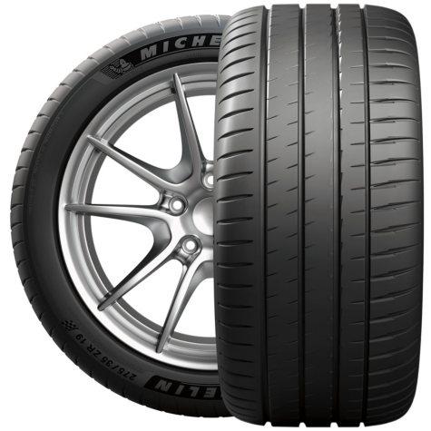 Michelin Pilot Sport 4 S - 275/35ZR19/XL 100Y Tire