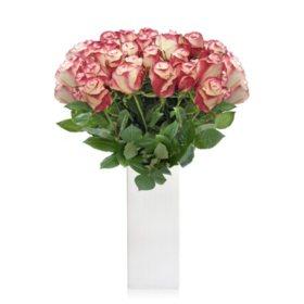 Rose Bouquet, 80cm (36 Stems, Choose Color)
