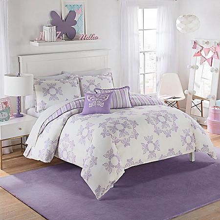 Waverly Kids Ipanema Reversible Bedding Collection Bundle