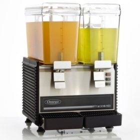 Omega Double Bowl Drink Dispenser