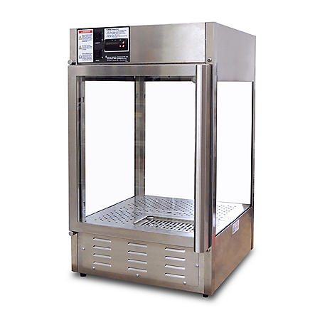 Gold Medal Humidified Cabinet (Small)