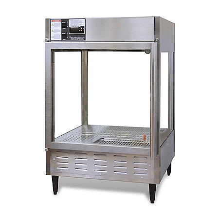 Gold Medal Humidified Cabinet (Large)
