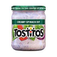 Tostitos Creamy Spinach Dip, 15 Oz.