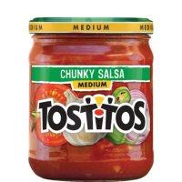 Tostitos Chunky Salsa Medium 15oz