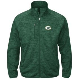Men's Cornerback Full Zip Jacket