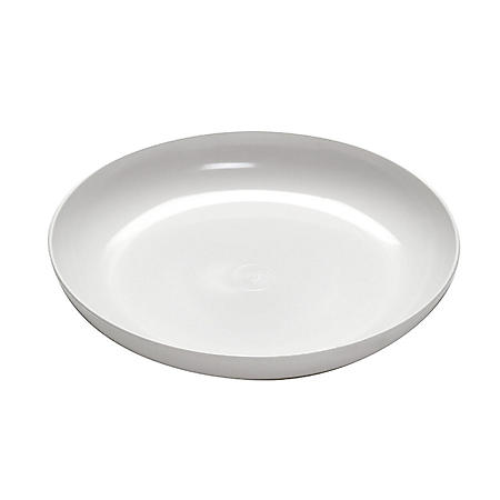 "Lomey Designer Dish, 9"" Centerpiece Builder - 12 ct. (choose clear, white or black)"