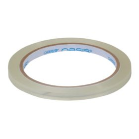 Oasis Floral Tape, Quarter-Inch Clear (1 ct.)