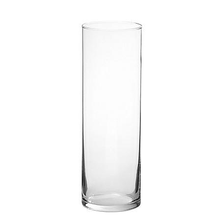 Cylinder Vase, 10-1/2 inch (4 count)