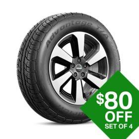 BFGoodrich Advantage T/A Sport LT - 225/65R17 102H Tire