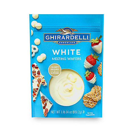 Ghirardelli White Melting Wafers (30 oz.)