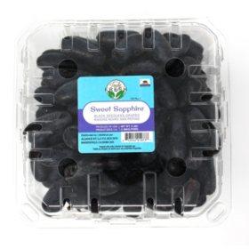 Sweet Sapphire Grapes (3 lbs.)