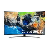 Deals on Samsung UN65MU7500FXZA 65-inch 4K UHD Curved LED TV