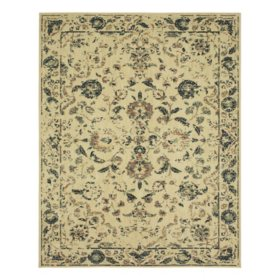Karastan Peacock Collection 8' x 10' Area Rug, Assorted Colors