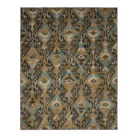Karastan Peacock Collection 8 x 10 Area Rug (Assorted Colors)