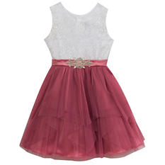 Emily Rose Tiered Holiday Dress