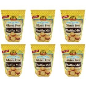 Debbie Kay's Kitchen Gluten-Free Muffin Mix (15.6 oz. ea., 6 ct. case)
