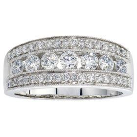 0.96 ct. t.w. Diamond Band Ring in 14k Gold (HI, I1)