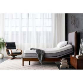 TEMPUR-Pedic Legacy California King Mattress and TEMPUR-Ergo Premier Adjustable Base Set