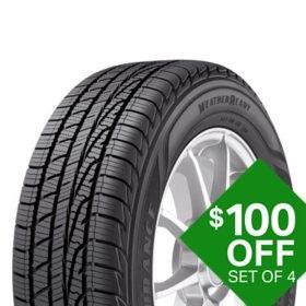 Goodyear Assurance WeatherReady - 245/55R19 103H Tire