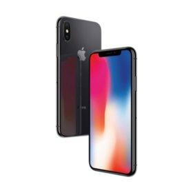 Apple iPhone X (Sprint) - Choose Color and Size
