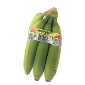 Guineos Verdes (3 lbs.)