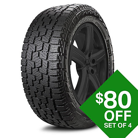 Pirelli Scorpion All Terrain Plus - 265/70R16 112T Tire
