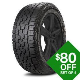 Pirelli Scorpion All Terrain Plus - LT265/70R17/E 121S Tire
