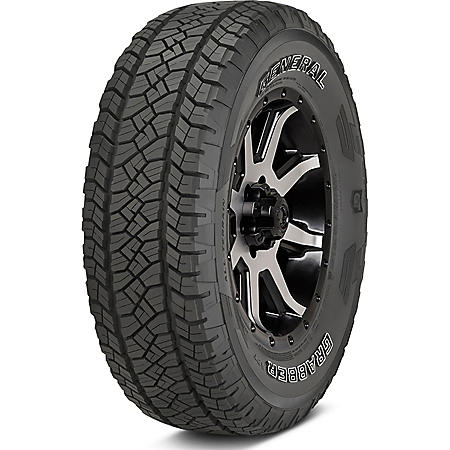General Grabber APT - 265/65R18 114T Tire