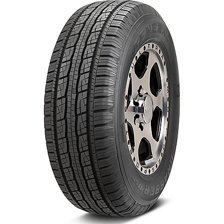 General Grabber HTS60 - LT245/75R17 121/118S Tire