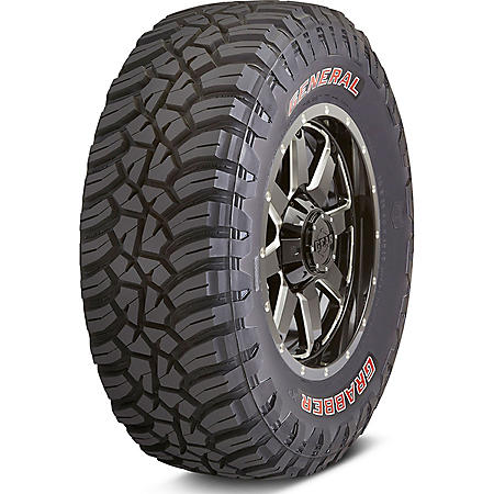 General Grabber X3 - LT265/70R17 121/118Q Tire