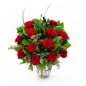 Rose Bouquet, Red (Choose Stem Count)