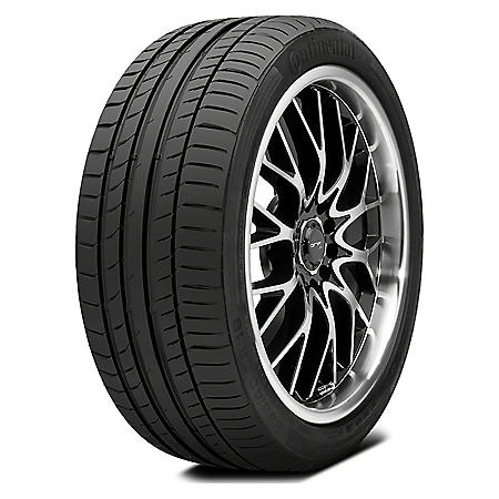 Continental ContiSportContact 5 - 245/45R18 100W Tire