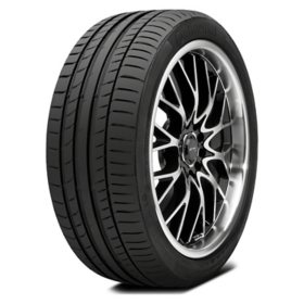 Continental ContiSportContact 5 - 225/45R17 91W Tire