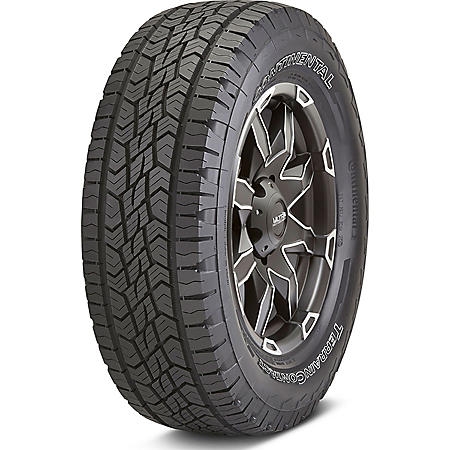 Continental TerrainContact A/T - 255/65R17 110S Tire