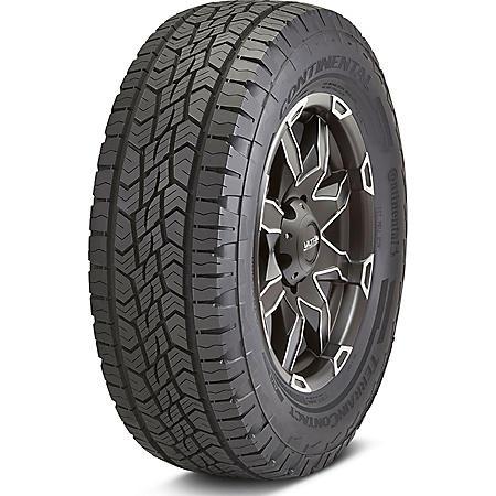 Continental TerrainContact A/T - 275/60R20 115S Tire