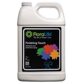 Floralife Finishing Touch Hydration and Protection Spray, 1 Gallon (6 ct.)
