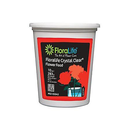 Crystal Clear 300 Powder Formula, 10 oz. tub (Choose 1 or 12 pk.)