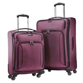 d49389df173e Free shipping. View. Samsonite 2-Piece Spherion Luggage Set