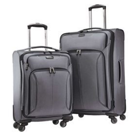 261779ed1627 Samsonite 2-Piece Spherion Luggage Set
