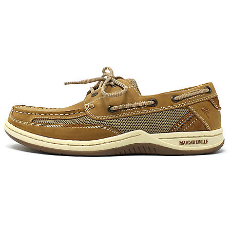 39b961c37b5b Margaritaville Men s Boat Shoe - Sam s Club