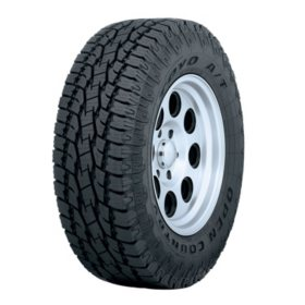Toyo Open Country A/T II - 265/75R15 112S Tire