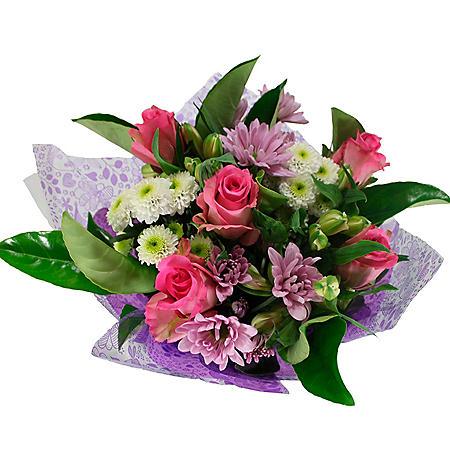 Surprise Rose Spring Bouquets (6 Bouquets)