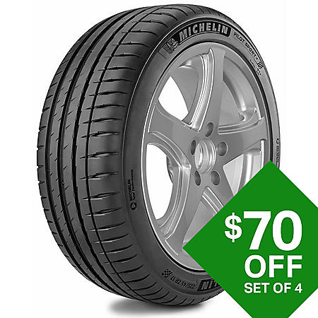 Michelin Pilot Sport 4 - 255/40R19/XL 100W Tire