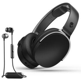 81f2f0179ee Skullcandy Hesh 3 Wireless Earphones with Jib Wireless Headphones Bundle