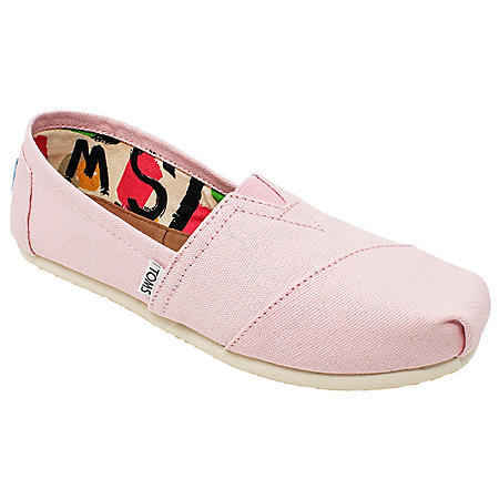 d16ca719966 Women s Classic Canvas Shoes by TOMS - Sam s Club
