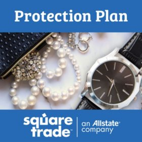 SquareTrade 10-Year Jewelry and Watches Protection Plan ($1500 - $7499)