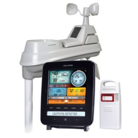 AcuRite 5-in-1 Weather Station with Lightning Detection
