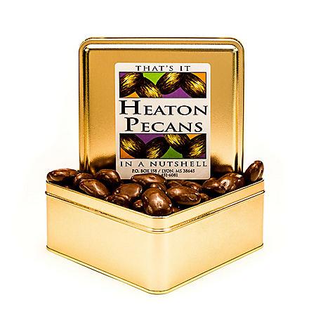 Heaton Pecans, Chocolate-Covered (1.75 lbs.)
