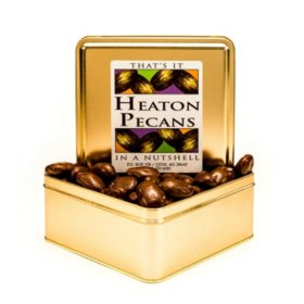 Heaton Pecans, Chocolate-Covered (1.75 lbs.)